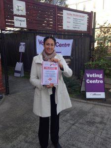 Alexandra Kaur Bhathal, Greens for Batman