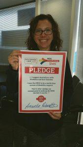 Amanda Rishworth, Labor for Kingston