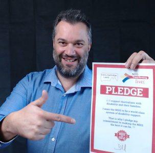 Daniel Grosmaire, Independent for Eden-Monaro