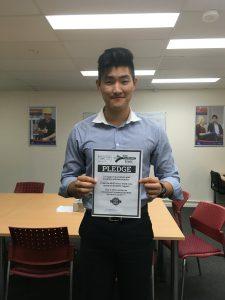 Daniel Kwon, Greens for Fadden
