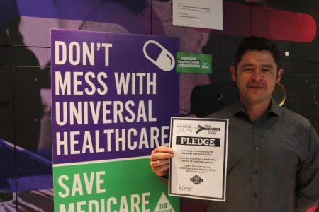 Jim Casey, Greens for Grayndler