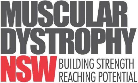 Muscular Dystrophy NSW logo