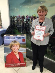 Rhonda Funnell, Labor for Mackellar
