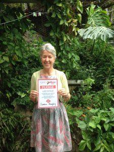 Sandra Bayley, Greens for Ryan