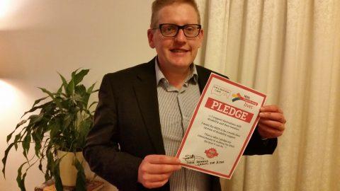 Steve Raymond, Greens for Aston