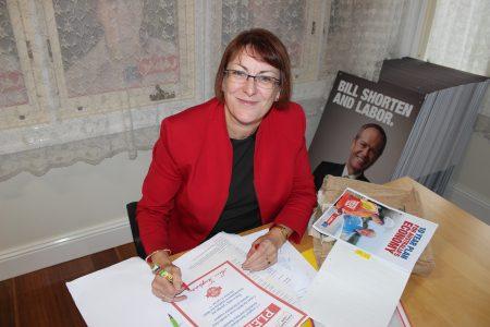 Susan Templeman, Labor for Macquarie