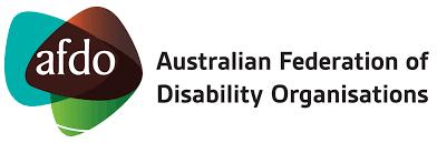 Australian Federation of Disability Organisations logo