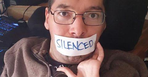 George silenced
