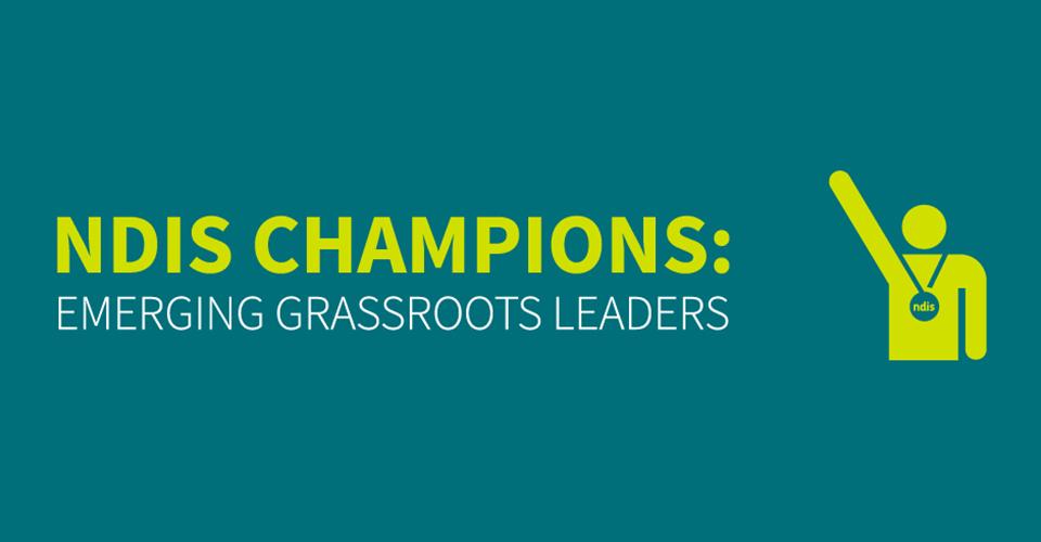 NDIS champions