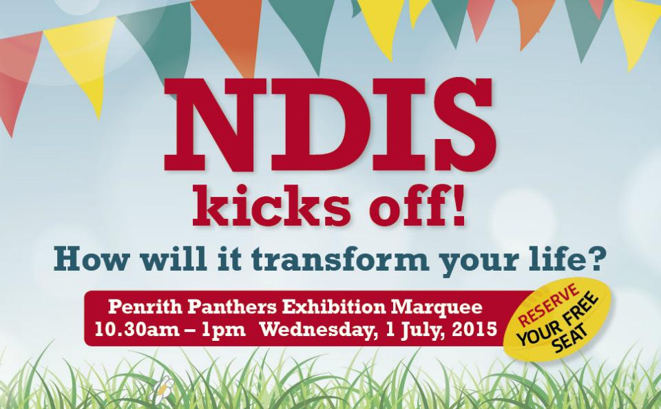 NDIS kicks off